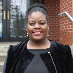 Octavie Nkama, Assistant Director of Admissions
