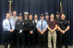 12 graduate from Maine State Fire Academy at SMCC's Maine Fire Service Institute